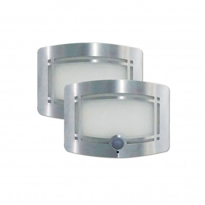 LIKO Motion Sensor Detector LED Wall Light [ 2units/set] 4000K