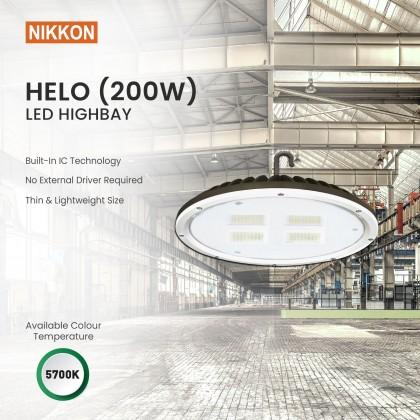 NIKKON HELO HIGHBAY LED LIGHT
