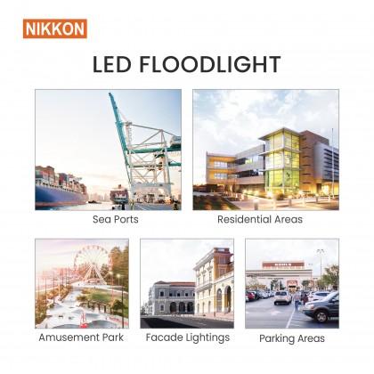 NIKKON ZULO RGB LED Floodlight