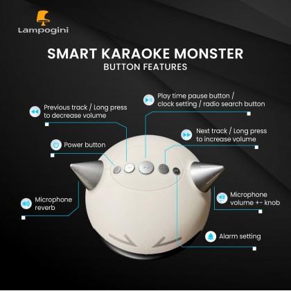 Smart Karaoke Monster