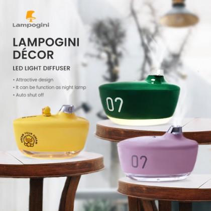 LED Light Diffuser